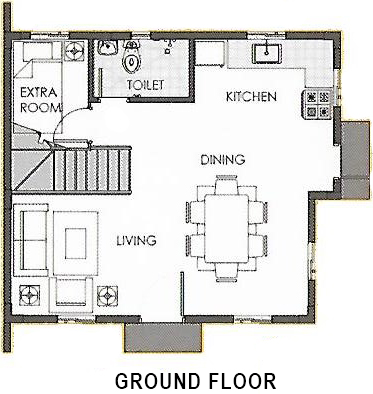 dana ground floor plan