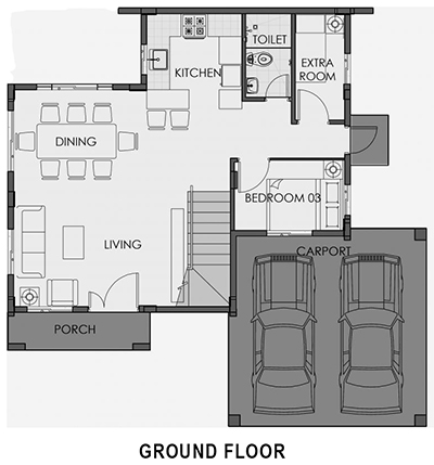 greta ground floor plan