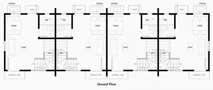 arielle ground floor plan