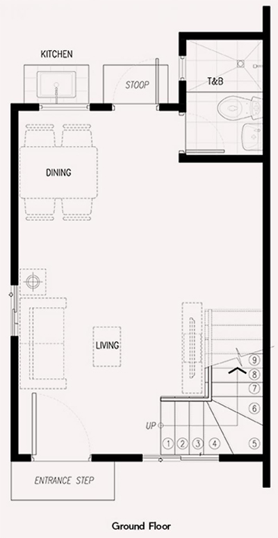 ezabelle ground floor plan