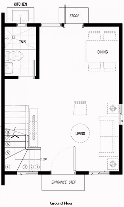 frielle ground floor plan
