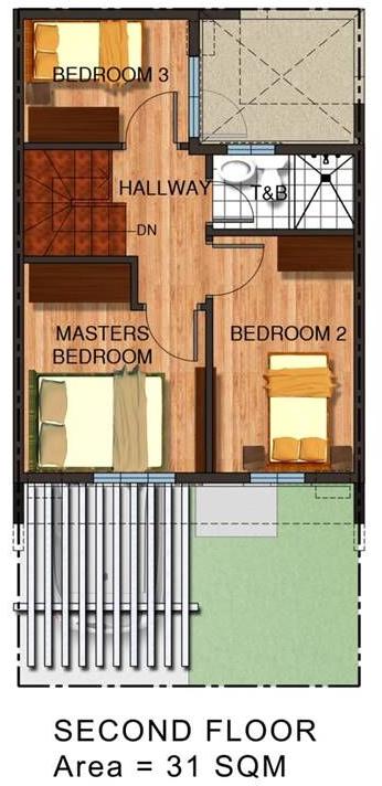 gianna-iu second floor plan