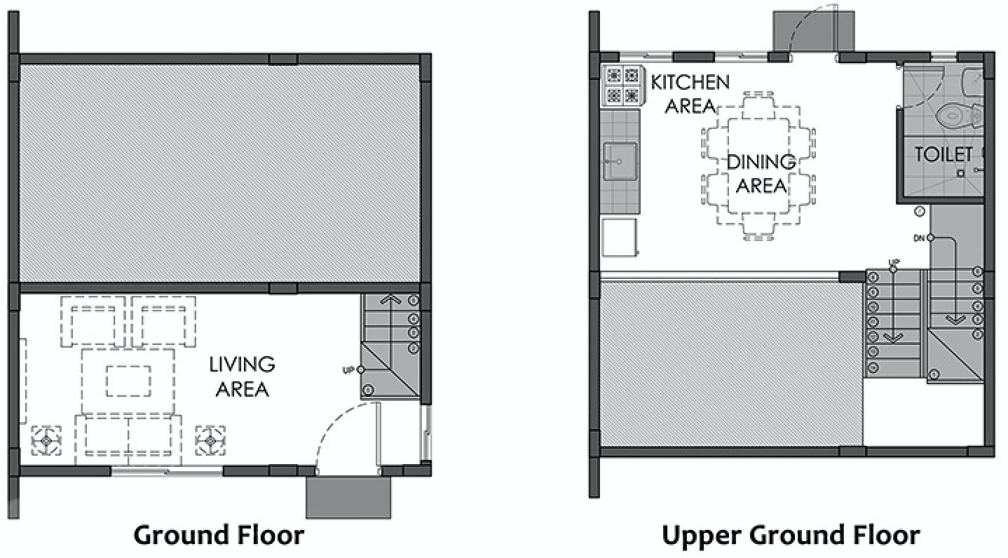 isabela uphill ground floor plan