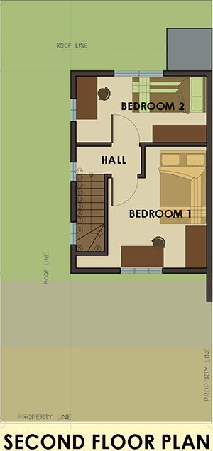 mariana downhill second floor plan